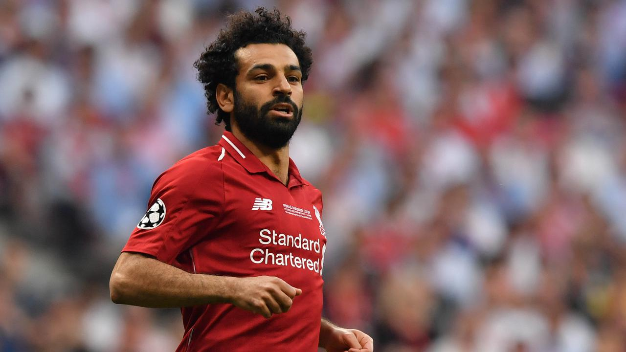 Mohamed Salah Bantah Akan Tinggalkan Liverpool